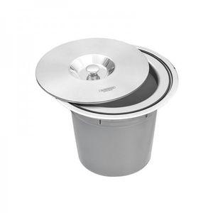 Lixeira-de-Embutir-Clean-Round-em-Aco-Inox---Balde-Plastico-8L---TRAMONTINA