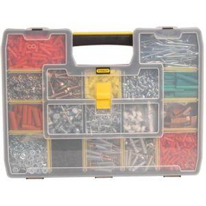 Caixa Organizadora Impermeável com Divisórias - STANLEY