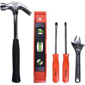Kit-de-Ferramentas-com-5-Pcs---BLACK---DECKER