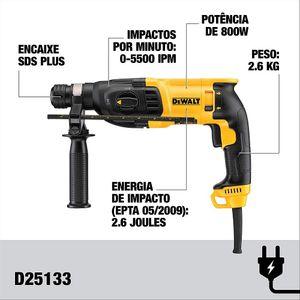 Martelete-Perfurador-Rompedor-SDS-Plus-800w---Maleta---DEWALT