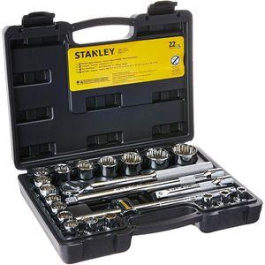 Jogo-de-Soquetes-Estriados-1-2--Pol.--8-a-32mm--22-Pecas---STANLEY