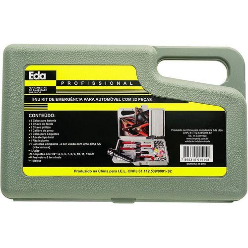 Kit-de-Emergencia-para-Veiculos-com-32-pecas---EDA