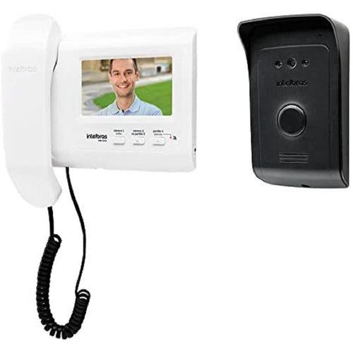 Video-Porteiro-com-Monofone-IVR-1010---INTELBRAS