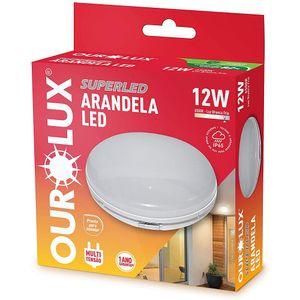 Arandela-Redonda-Superled-12w-BiVolts-6500k---OUROLUX