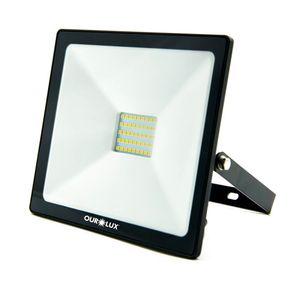 Refletor-de-Led-Slim-30w-BiVolts-6500k---OUROLUX