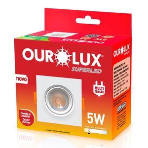 Luminaria-de-Embutir-Quadrado-Mini-Spot-Led-5w-3000k---OUROLUX