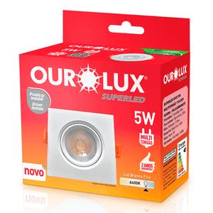 Luminaria-de-Embutir-Quadrada-Mini-Spot-Led-5w-6400k---OUROLUX